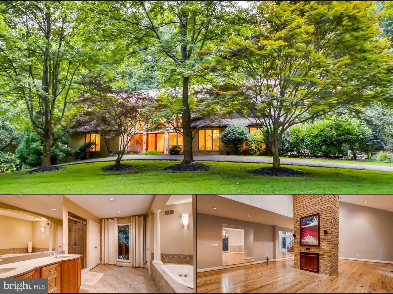 独户住宅 为 销售 在 1500 NEAR THICKET Lane 1500 NEAR THICKET Lane Stevenson, 马里兰州 21153 美国