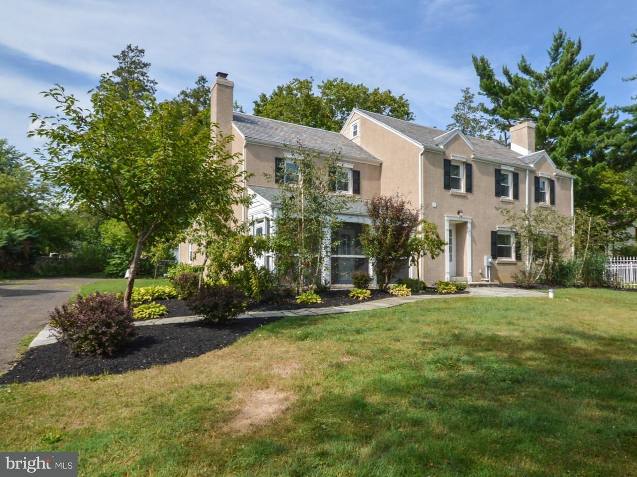 Casa Unifamiliar por un Alquiler en 908 EDGEWOOD Road Yardley, Pennsylvania 19067 Estados Unidos