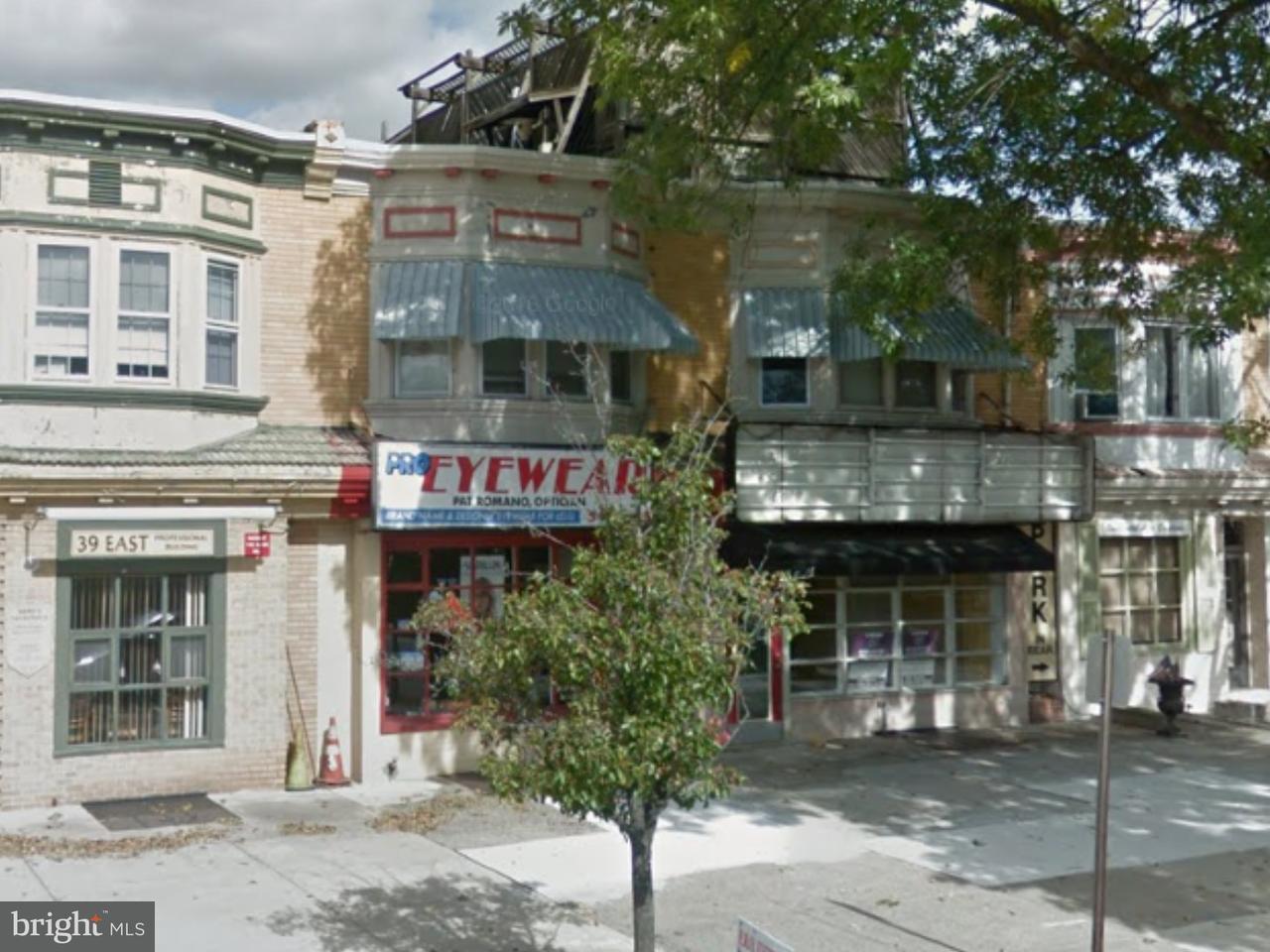 Разнобразная частная недвижимость для того Аренда на 41 E KINGS HWY Audubon, Нью-Джерси 08106 Соединенные Штаты