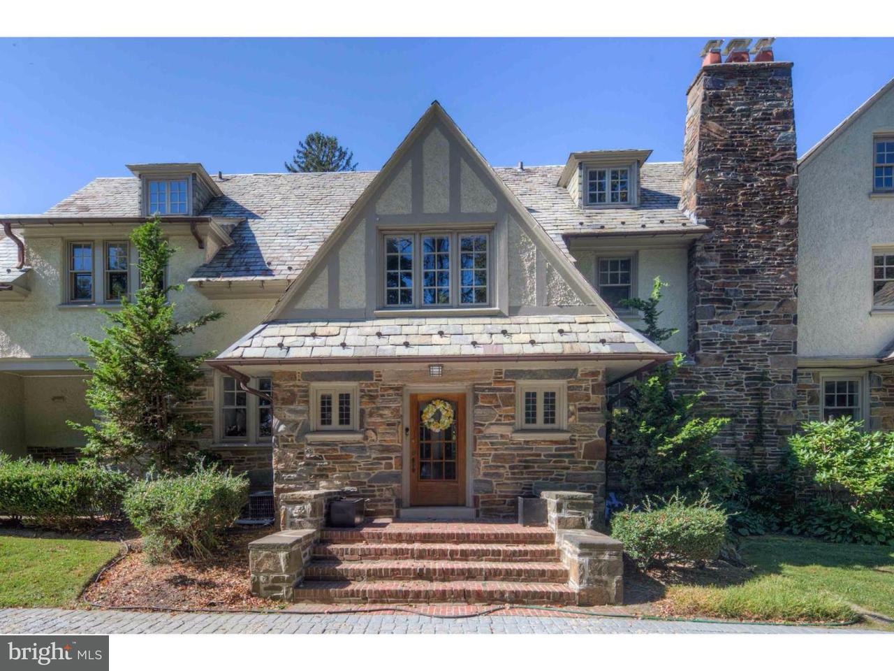 Частный односемейный дом для того Аренда на 601 COLLEGE Avenue Haverford, Пенсильвания 19041 Соединенные Штаты