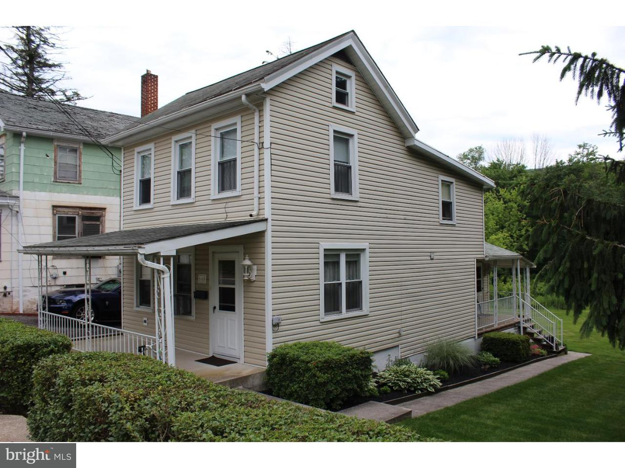 Single Family Home for Sale at 640 W MARKET Street Williamstown, Pennsylvania 17098 United States