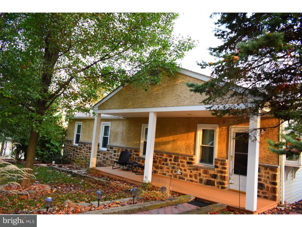 独户住宅 为 出租 在 111 FULMER Road Perkiomenville, 宾夕法尼亚州 18074 美国