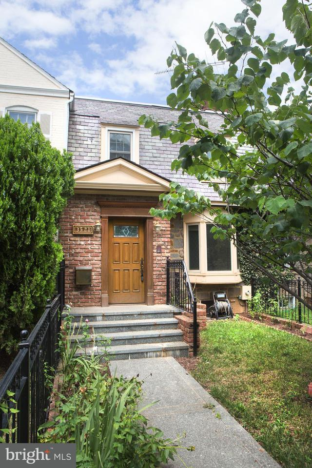 Single Family for Sale at 3521 R St NW Washington, District Of Columbia 20007 United States