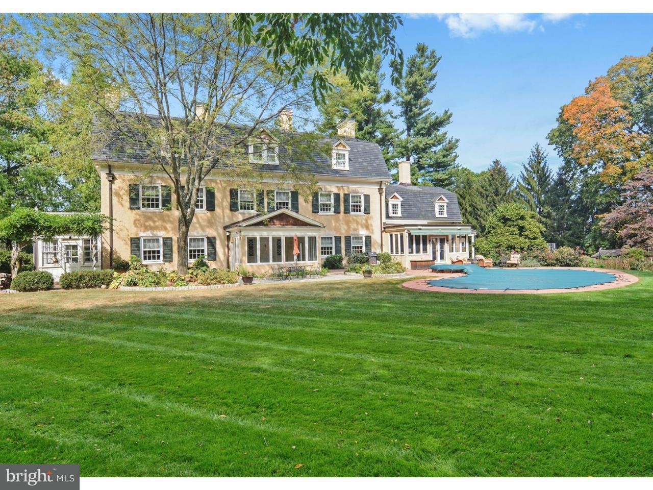 Single Family Home for Sale at 451 SAINT DAVIDS Avenue Wayne, Pennsylvania 19087 United States