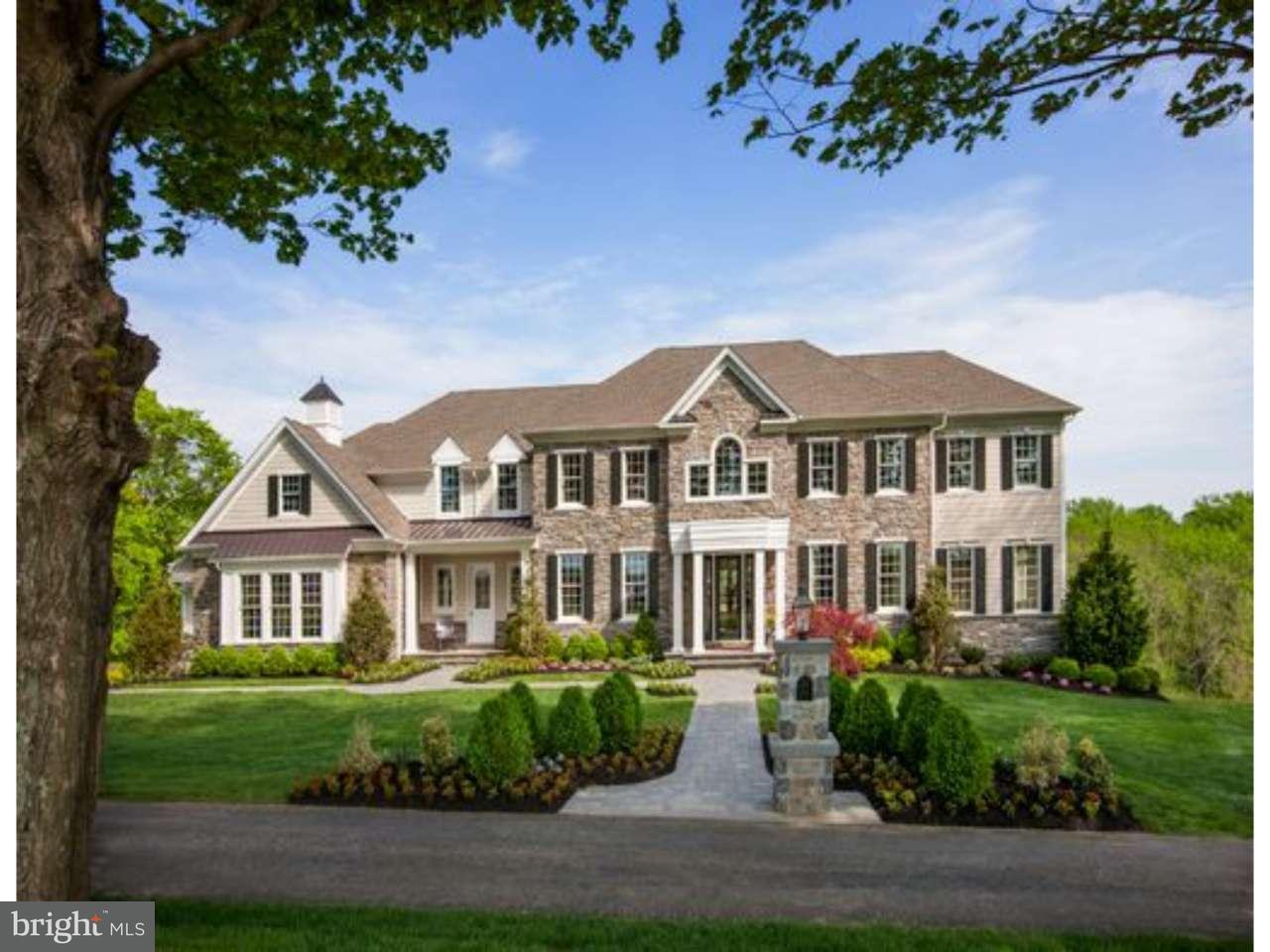 独户住宅 为 销售 在 HAYHURST Drive Upper Makefield, 宾夕法尼亚州 18940 美国