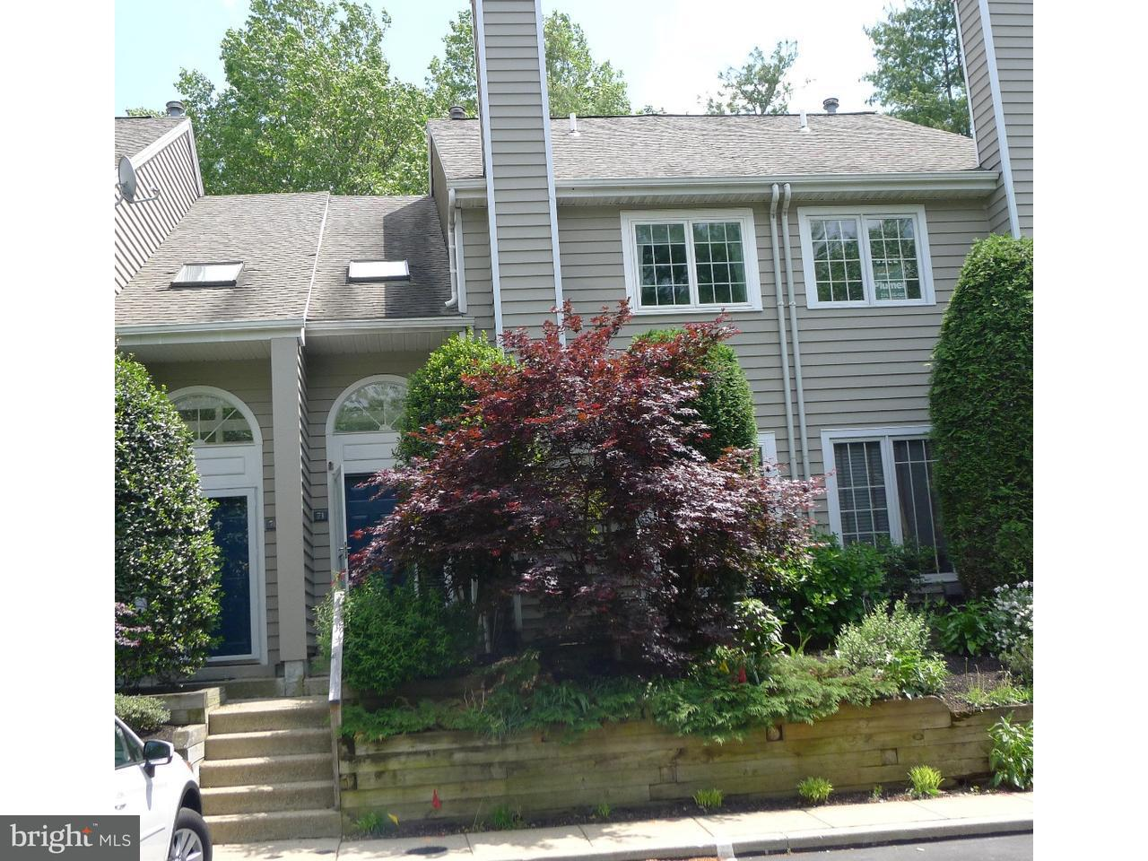 Townhouse for Rent at 71 CABOT Drive Chesterbrook, Pennsylvania 19087 United States
