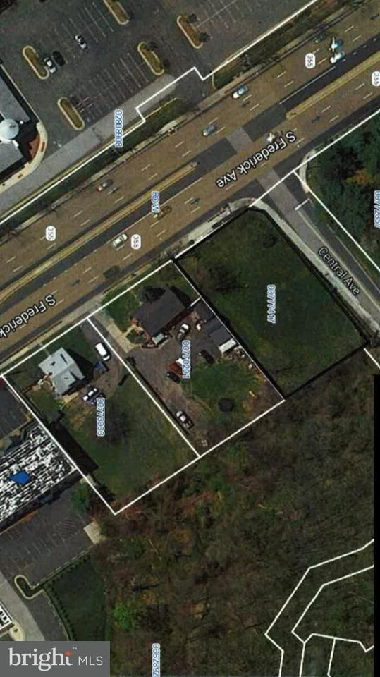 Land for Sale at 607 FREDERICK AVE S 607 FREDERICK AVE S Gaithersburg, Maryland 20877 United States