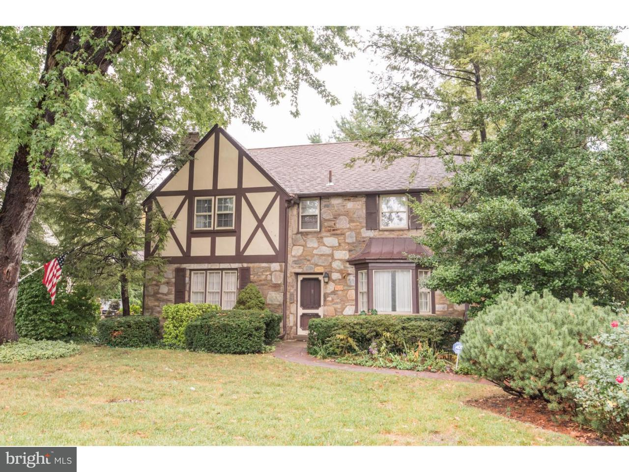 Single Family Home for Sale at 929 STRATFORD Avenue Elkins Park, Pennsylvania 19027 United States