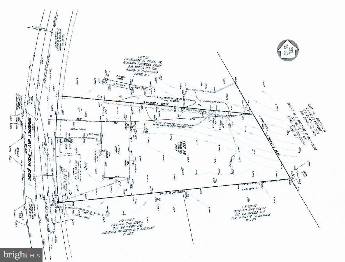 Land for Sale at 6813 Wemberly Way 6813 Wemberly Way McLean, Virginia 22101 United States