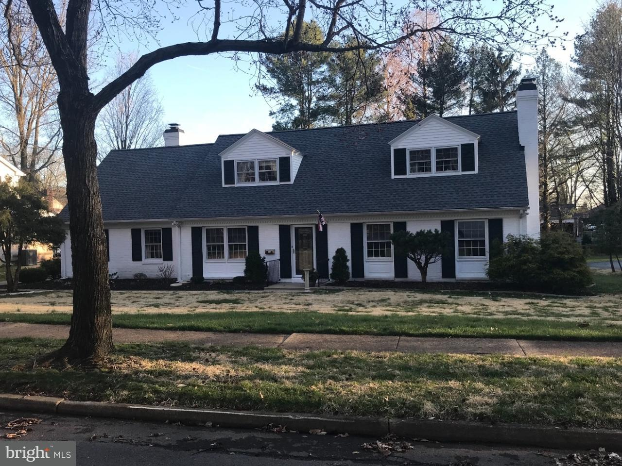 Single Family Home for Sale at 538 KERFOOT FARM Road Talleyville, Delaware 19803 United States