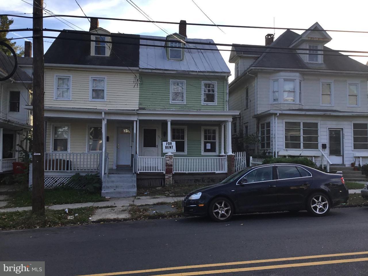 Таунхаус для того Аренда на 308 E COMMERCE Street Bridgeton, Нью-Джерси 08302 Соединенные Штаты