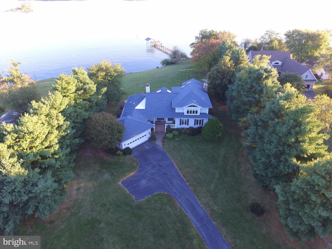 Maison unifamiliale pour l Vente à 36985 Ricky Drive 36985 Ricky Drive Bushwood, Maryland 20618 États-Unis