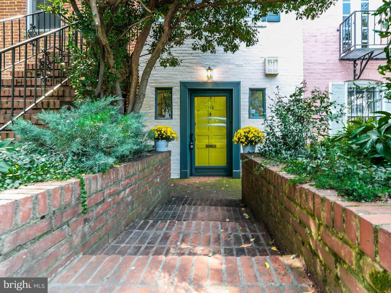 Townhouse for Sale at 715 A ST NE 715 A ST NE Washington, District Of Columbia 20002 United States