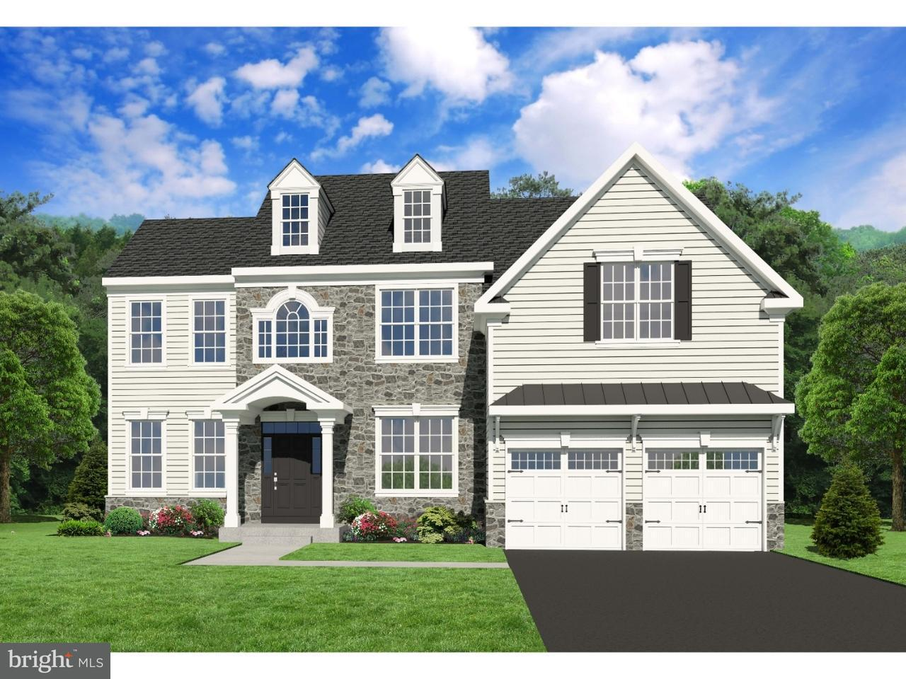 Single Family Home for Sale at Lot #2 STUMP Road Warrington, Pennsylvania 18976 United States