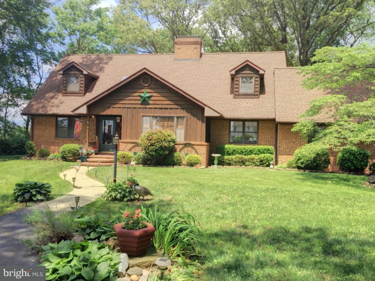 Maison unifamiliale pour l Vente à 6 CEDARFIELD Road Magnolia, Delaware 19962 États-Unis