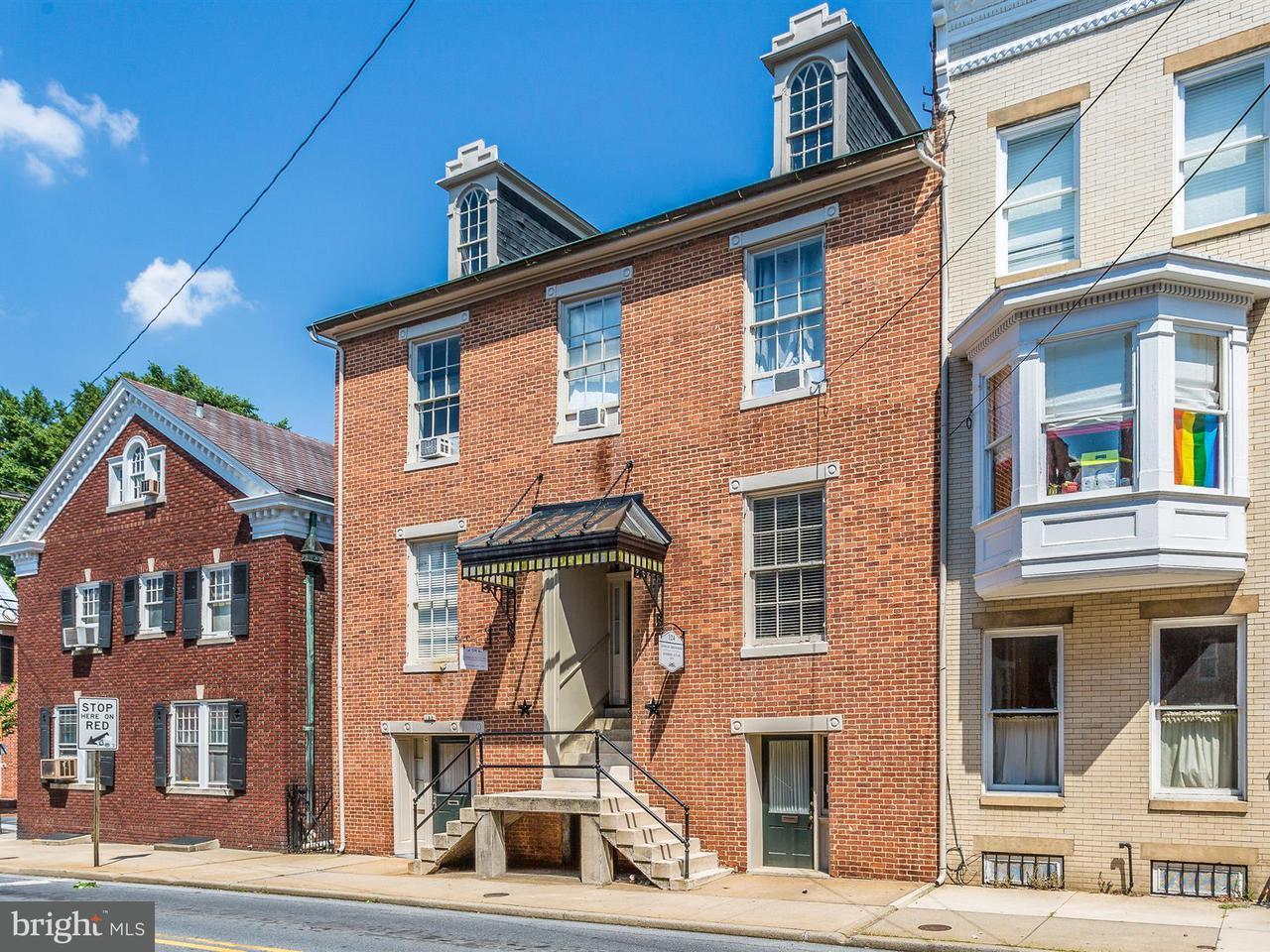 komerziell für Verkauf beim 124 COURT Street 124 COURT Street Frederick, Maryland 21701 Vereinigte Staaten