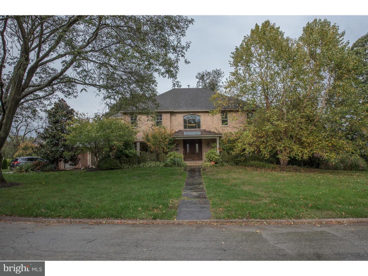 Частный односемейный дом для того Продажа на 333 ROSEMARY Lane Penn Valley, Пенсильвания 19072 Соединенные Штаты