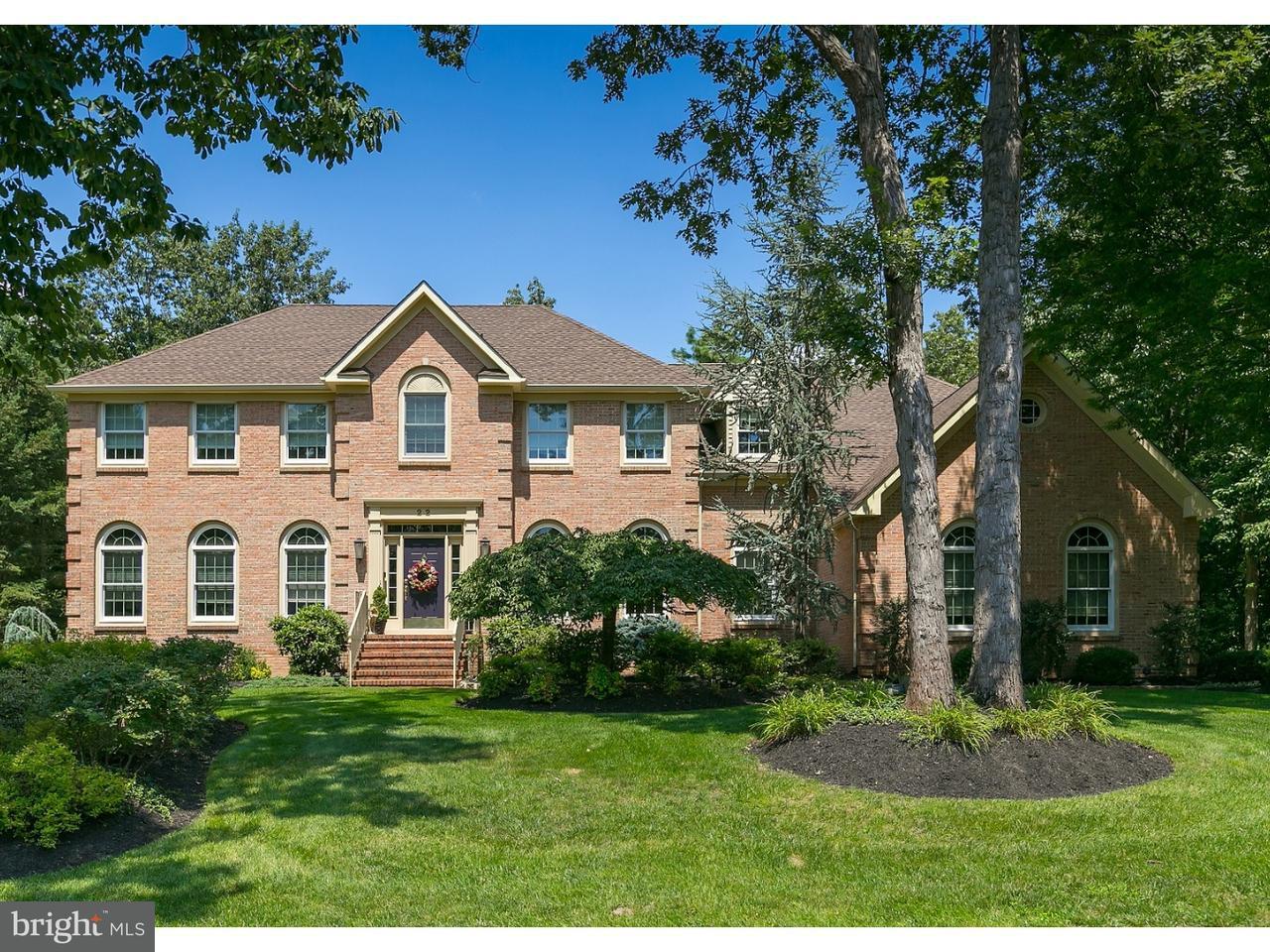 Nhà ở một gia đình vì Bán tại 22 STOCKTON Drive Voorhees, New Jersey 08043 Hoa Kỳ