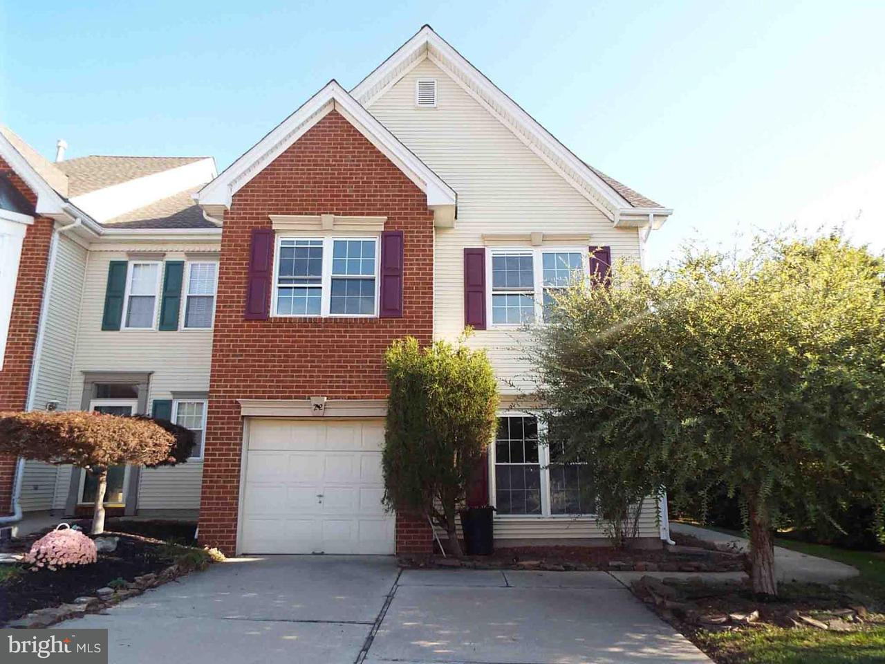 Casa unifamiliar adosada (Townhouse) por un Venta en 22 LA COSTA Drive Blackwood, Nueva Jersey 08012 Estados Unidos