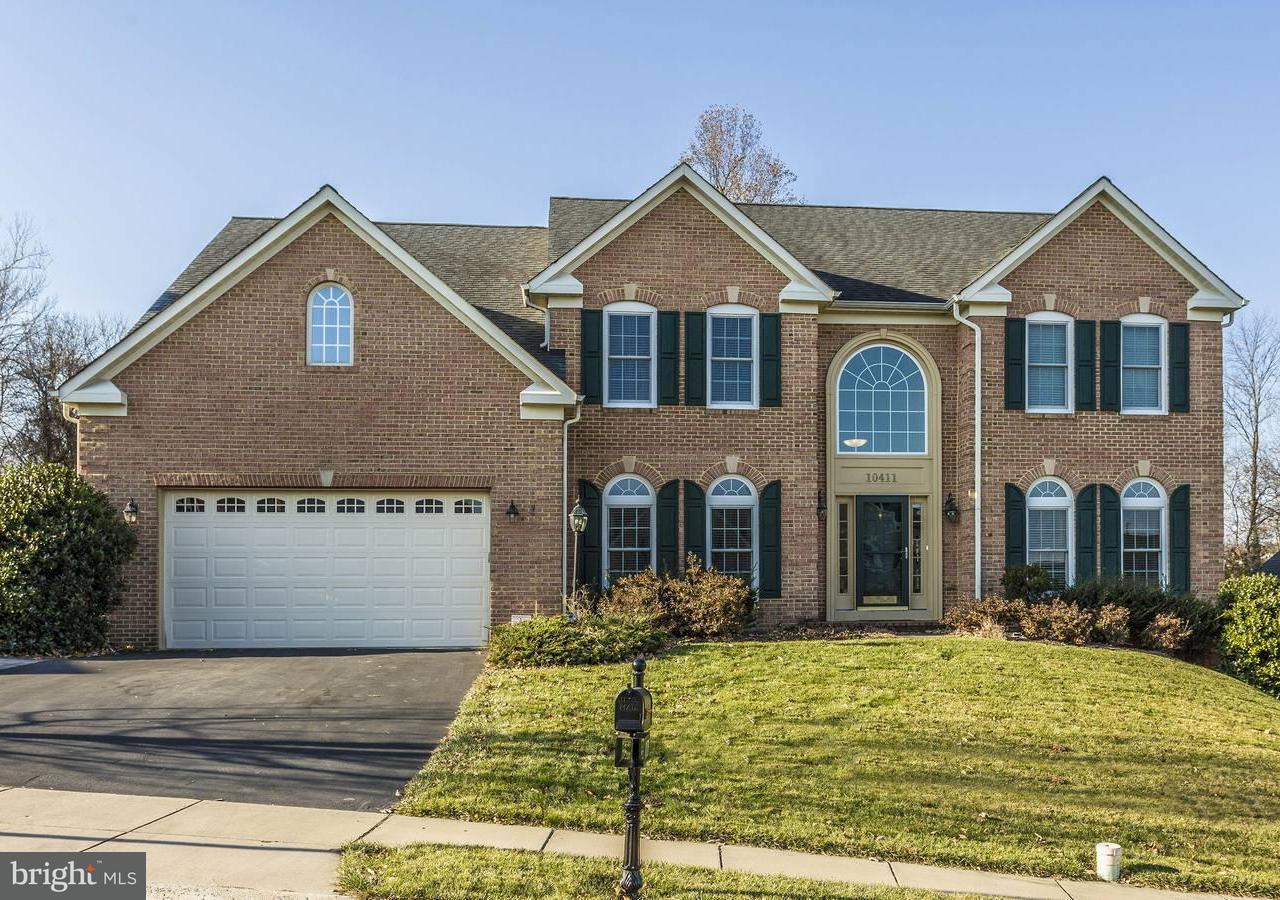 Maison unifamiliale pour l Vente à 10411 WHITEROSE Drive 10411 WHITEROSE Drive New Market, Maryland 21774 États-Unis