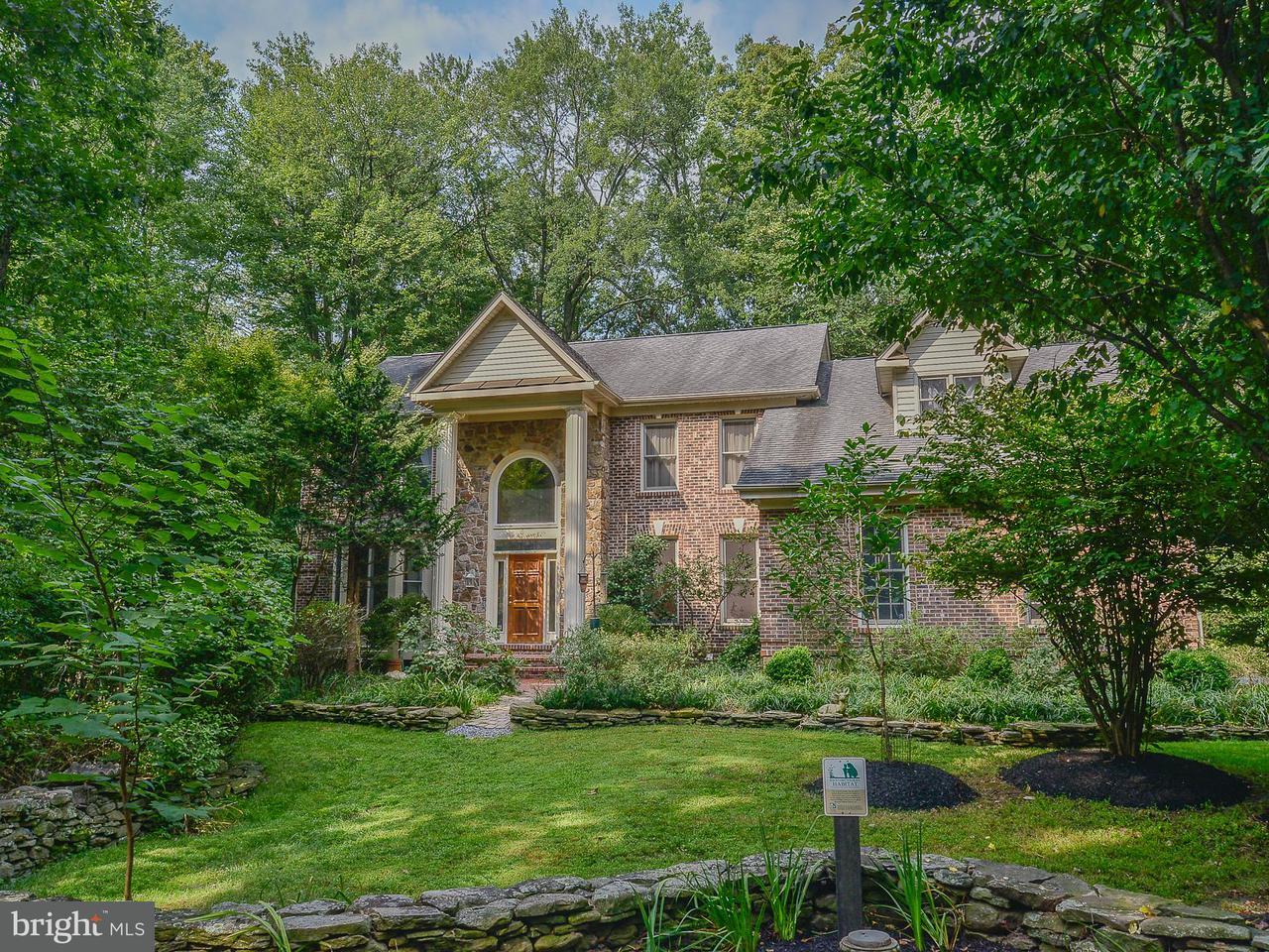 Частный односемейный дом для того Продажа на 3716 RUST Road 3716 RUST Road Annandale, Виргиния 22003 Соединенные Штаты