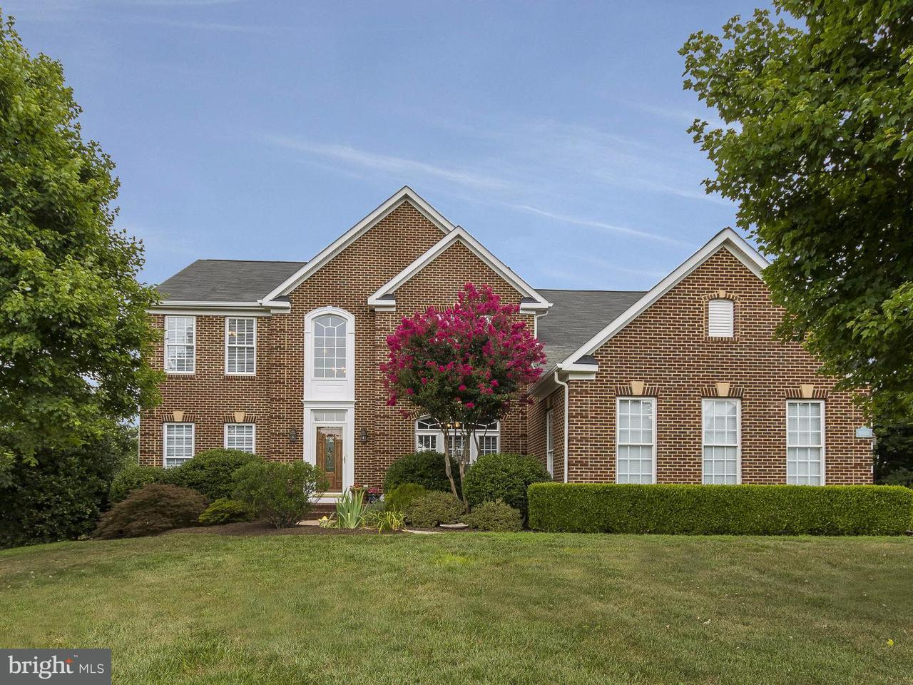 Single Family Home for Sale at 19133 John William Place 19133 John William Place Culpeper, Virginia 22701 United States