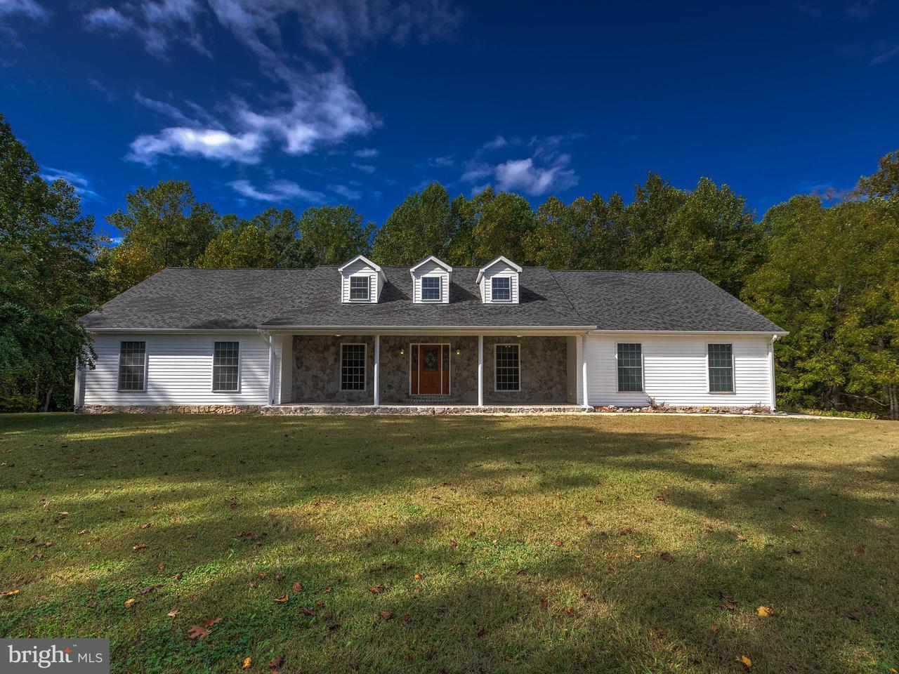 Частный односемейный дом для того Продажа на 6295 SWAN HARBOUR Court 6295 SWAN HARBOUR Court Hughesville, Мэриленд 20637 Соединенные Штаты
