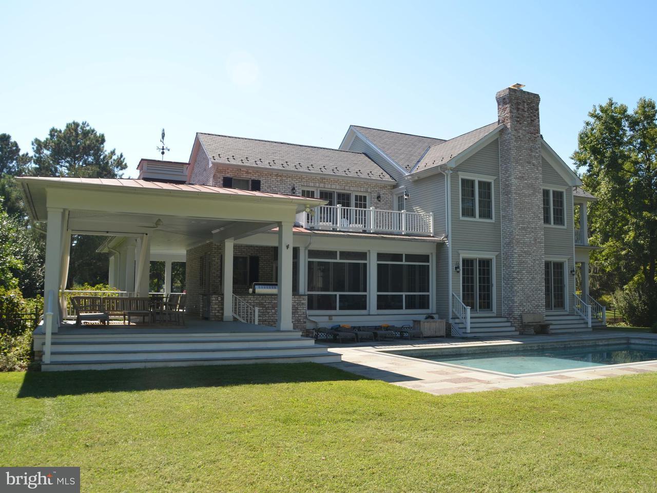 Einfamilienhaus für Verkauf beim 9247 Mallard Point Court 9247 Mallard Point Court McDaniel, Maryland 21647 Vereinigte Staaten