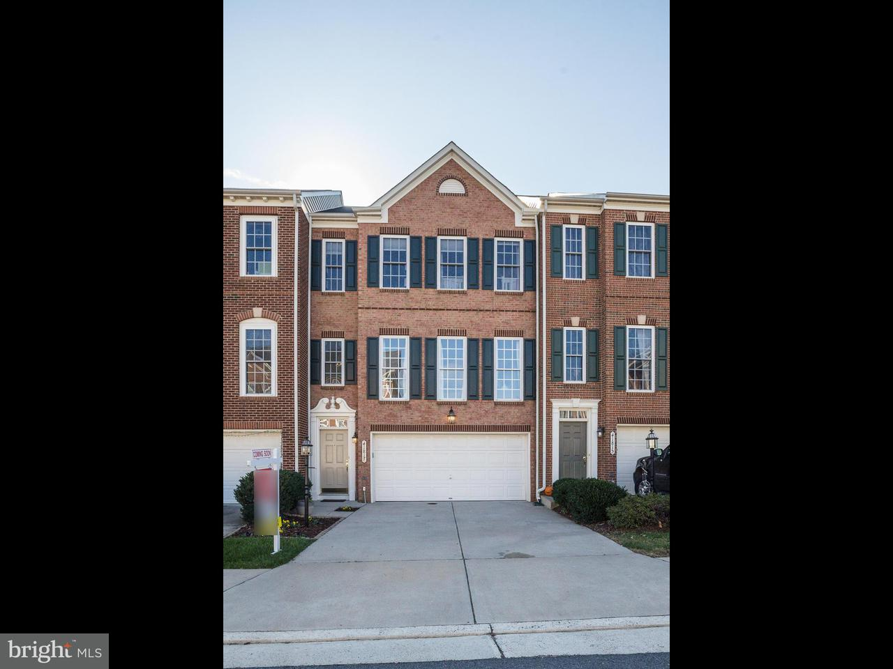 Townhouse for Sale at 41817 ELOQUENCE TER 41817 ELOQUENCE TER Aldie, Virginia 20105 United States