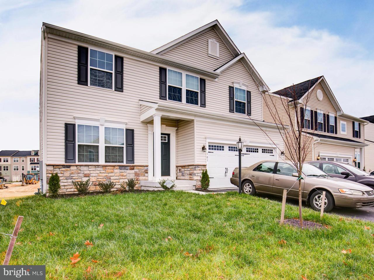 Other Residential for Rent at 103 Churndash Way Stephenson, Virginia 22656 United States