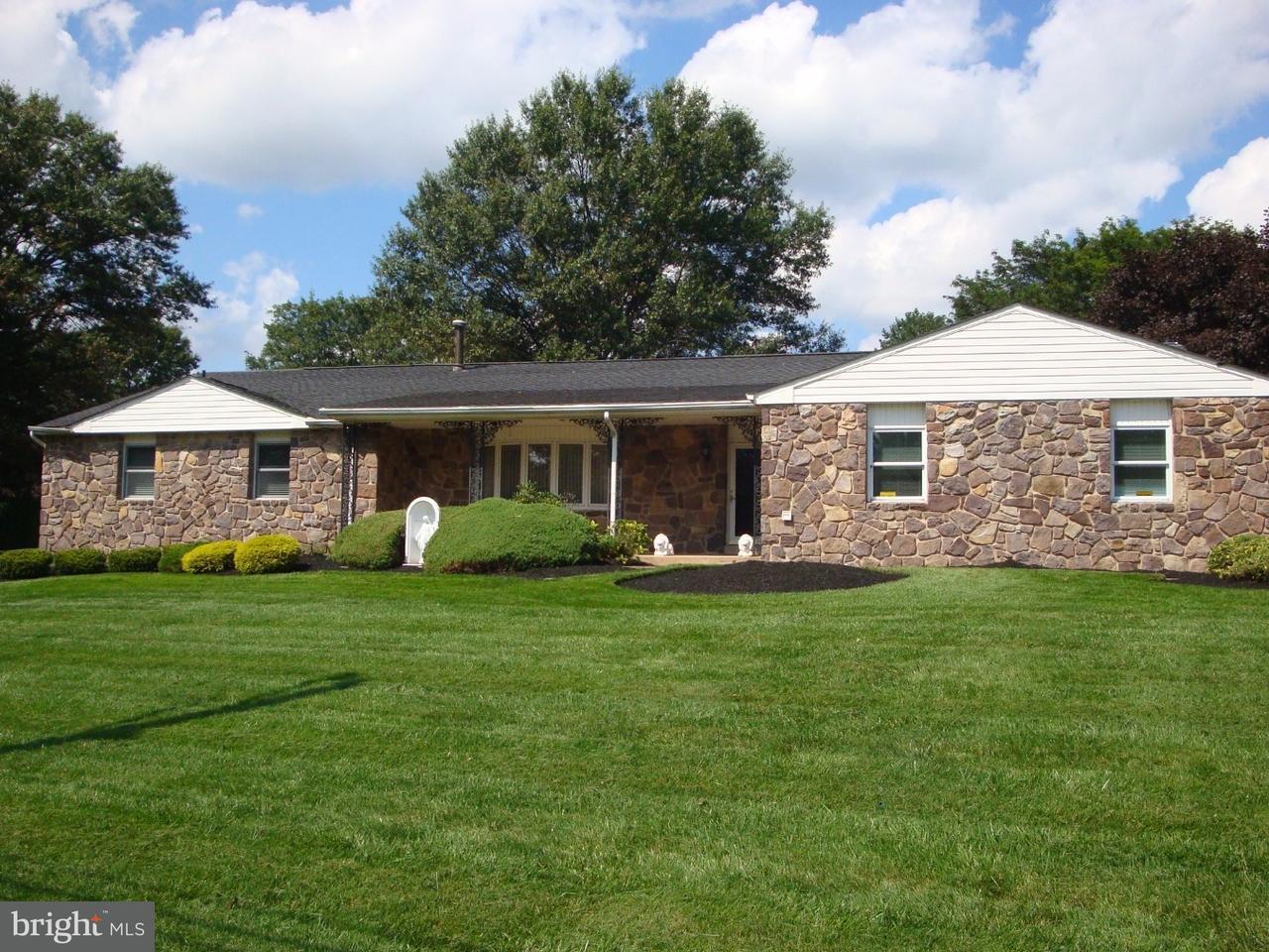 Частный односемейный дом для того Продажа на 6 JAMES Drive Richboro, Пенсильвания 18954 Соединенные Штаты