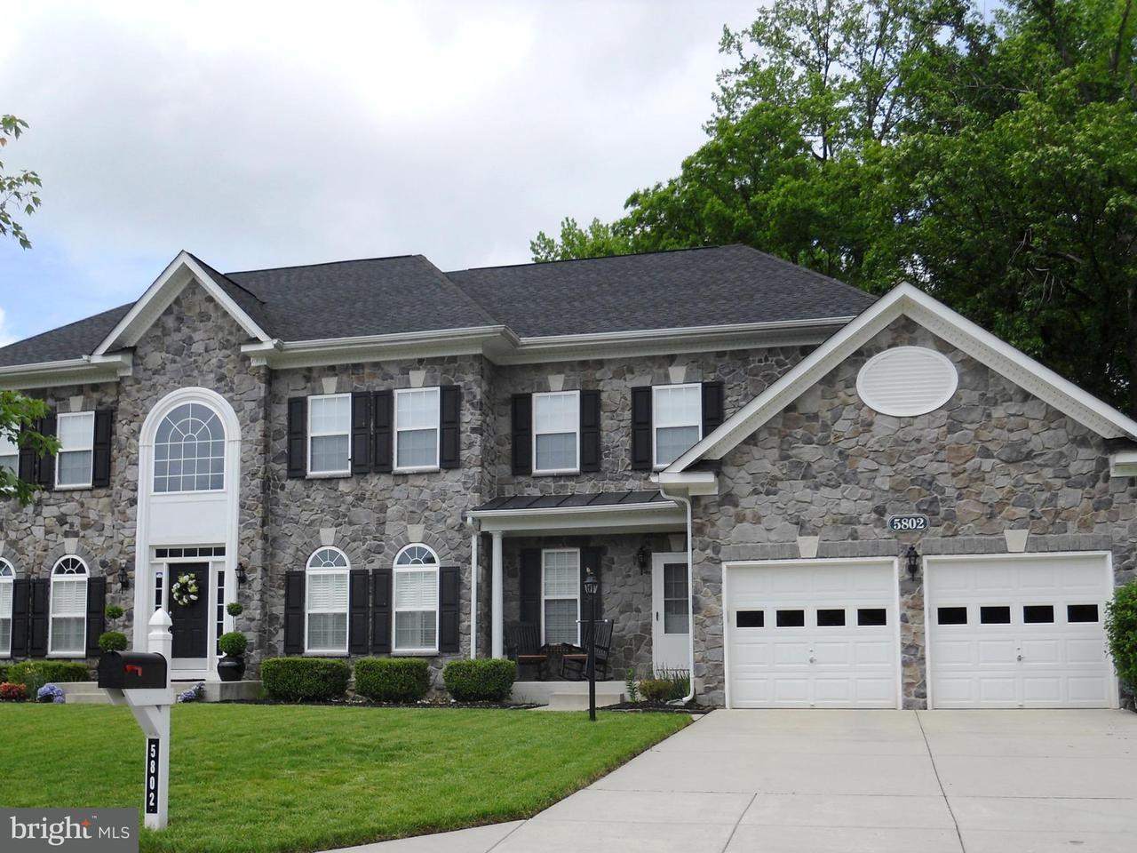 Eensgezinswoning voor Verkoop een t 15504 Over Land Court 15504 Over Land Court Aquasco, Maryland 20608 Verenigde Staten