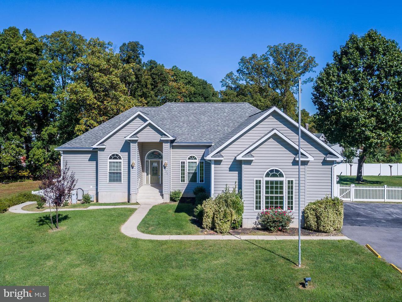 Maison unifamiliale pour l Vente à 824 ANDOVER Road 824 ANDOVER Road Linthicum, Maryland 21090 États-Unis