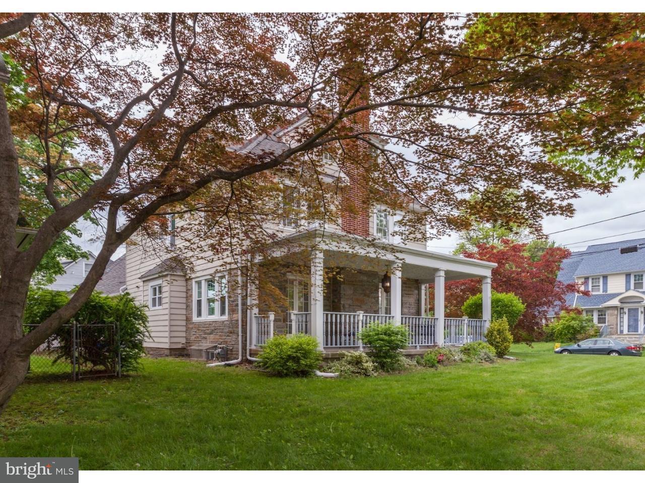 独户住宅 为 销售 在 4002 CEDAR Lane Drexel Hill, 宾夕法尼亚州 19026 美国