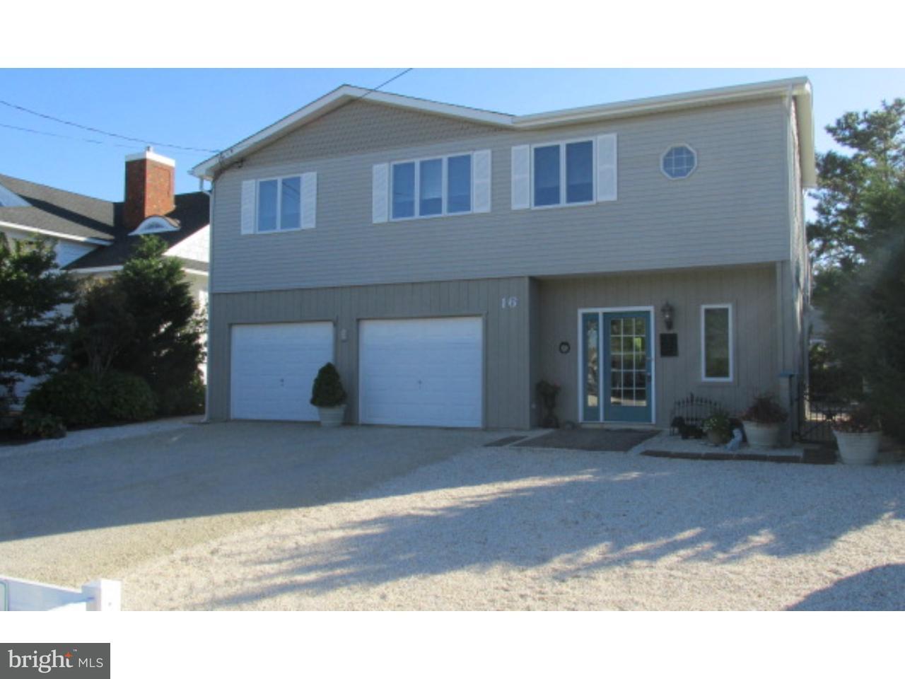独户住宅 为 销售 在 16 W 13TH Street 巴奈加特, 新泽西州 08008 美国