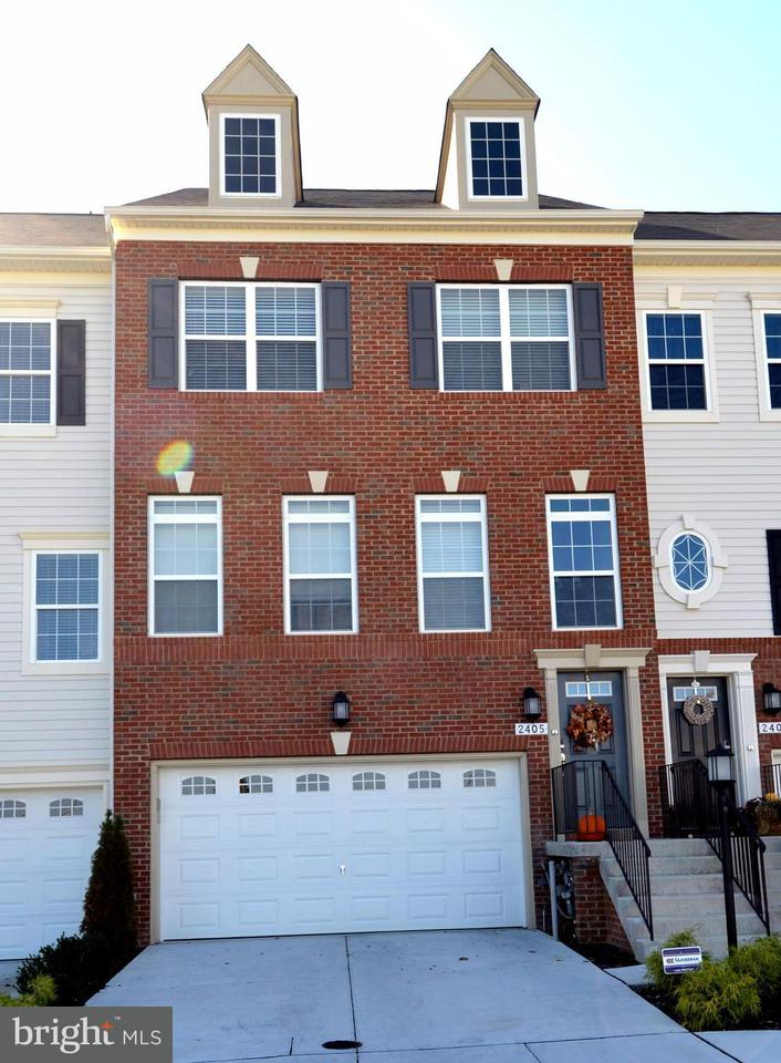 Townhouse for Sale at 1063 RED CLOVER Road 1063 RED CLOVER Road Gambrills, Maryland 21054 United States