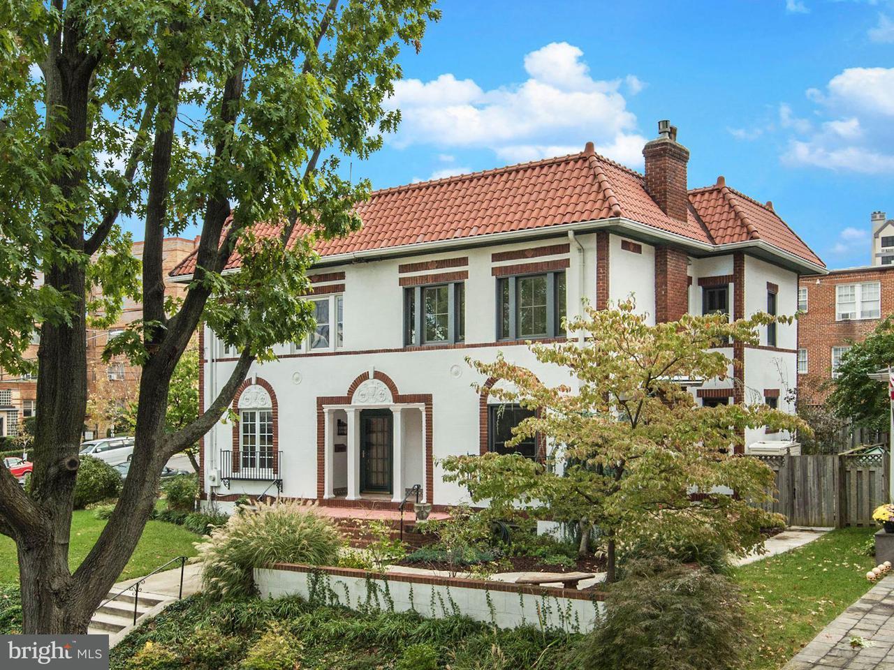 多棟聯建住宅 為 出售 在 3247 38TH ST NW 3247 38TH ST NW Washington, 哥倫比亞特區 20016 美國