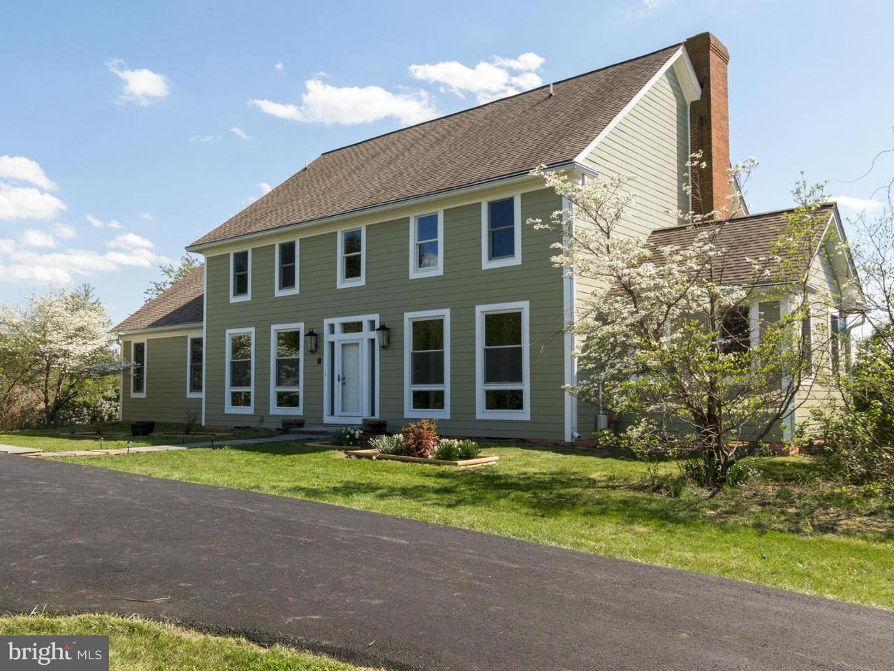 Ferme pour l Vente à 4820 SUNDOWN Road 4820 SUNDOWN Road Laytonsville, Maryland 20882 États-Unis