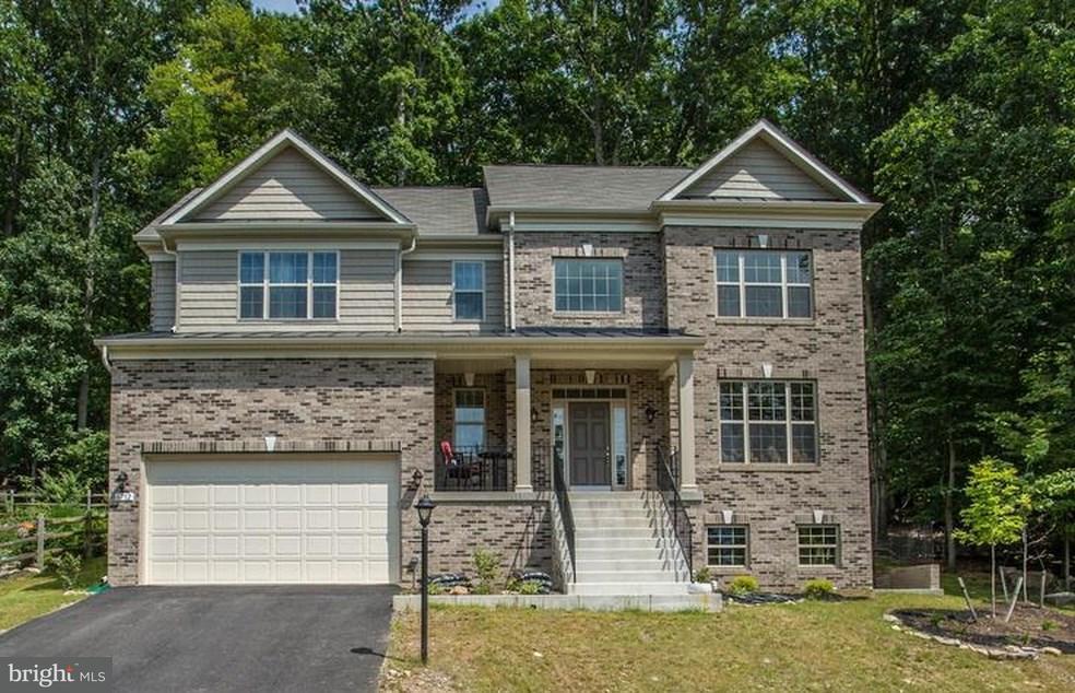 Casa Unifamiliar por un Venta en 6724 ACCIPITER Drive 6724 ACCIPITER Drive New Market, Maryland 21774 Estados Unidos