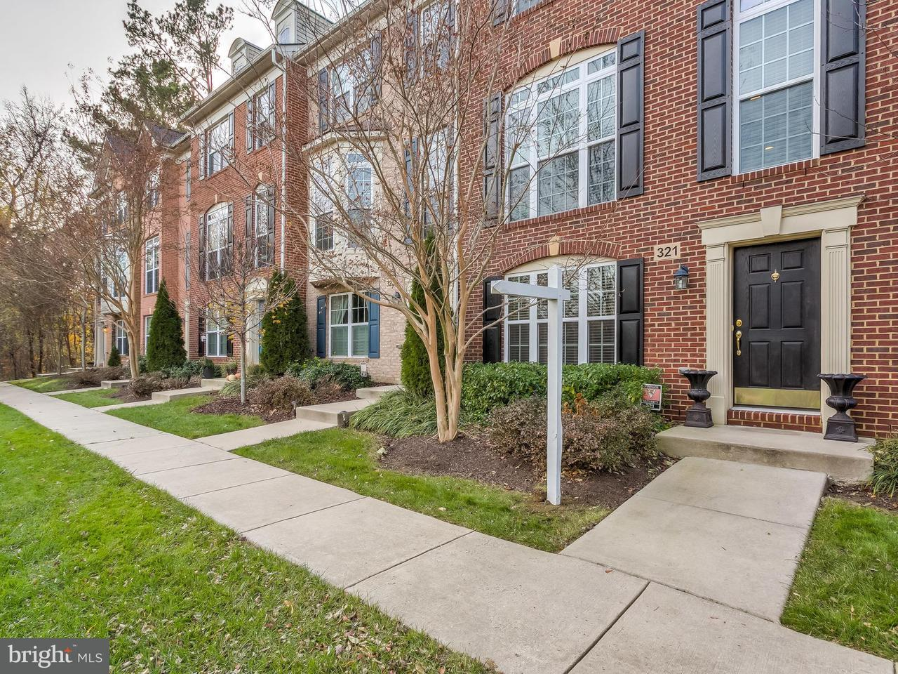 Townhouse for Sale at 321 BULWARK ALY 321 BULWARK ALY Annapolis, Maryland 21401 United States