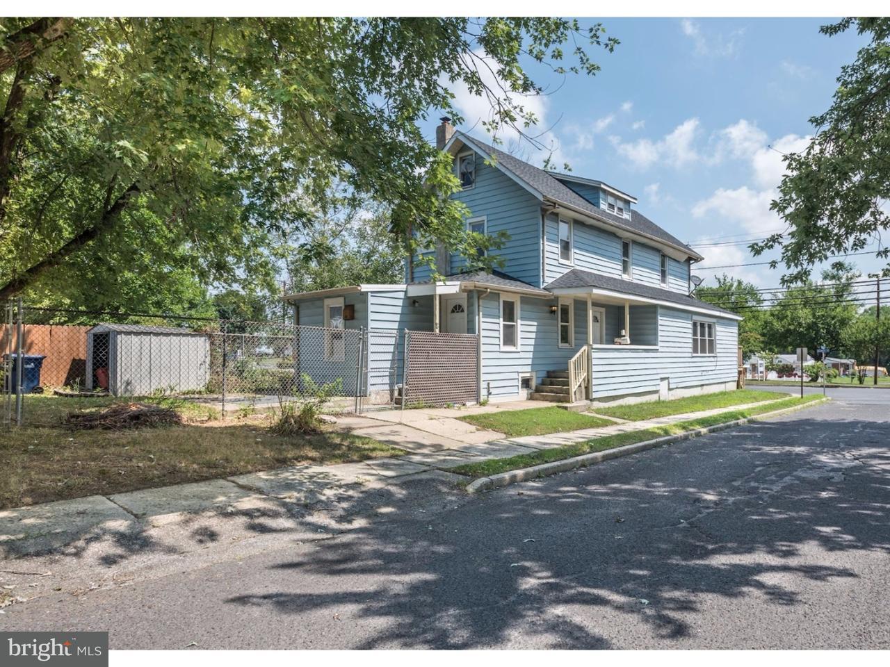 Casa Unifamiliar por un Alquiler en 113 S WARWICK Road Somerdale, Nueva Jersey 08083 Estados Unidos