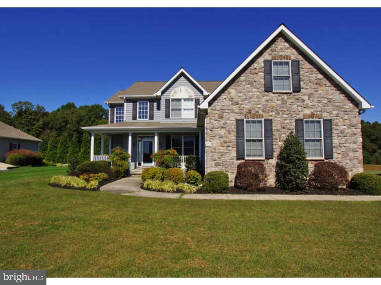 Single Family Home for Rent at 323 MERGANSER Drive Magnolia, Delaware 19962 United States
