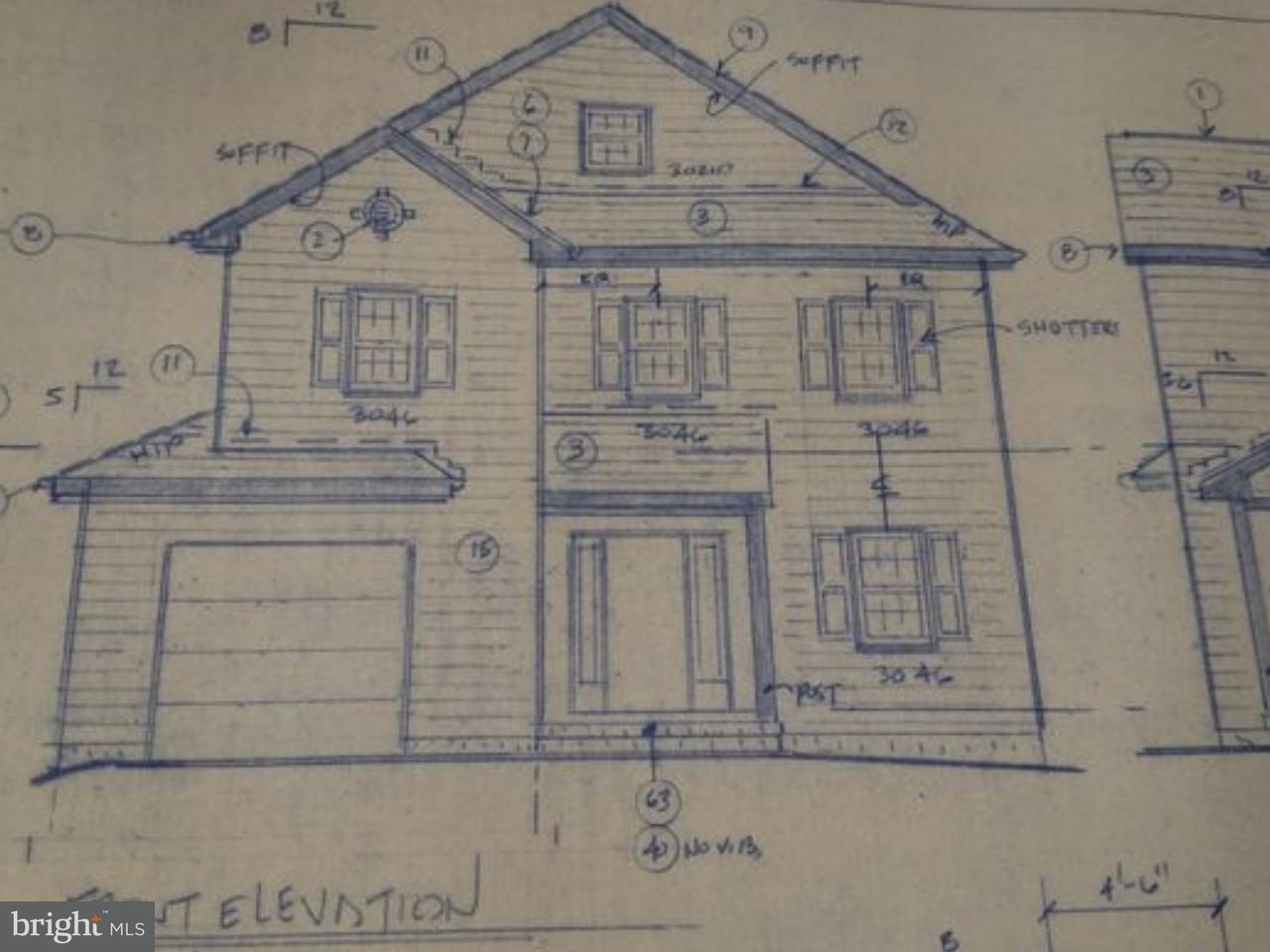 独户住宅 为 销售 在 3347 WEST END Avenue Feasterville Trevose, 宾夕法尼亚州 19053 美国