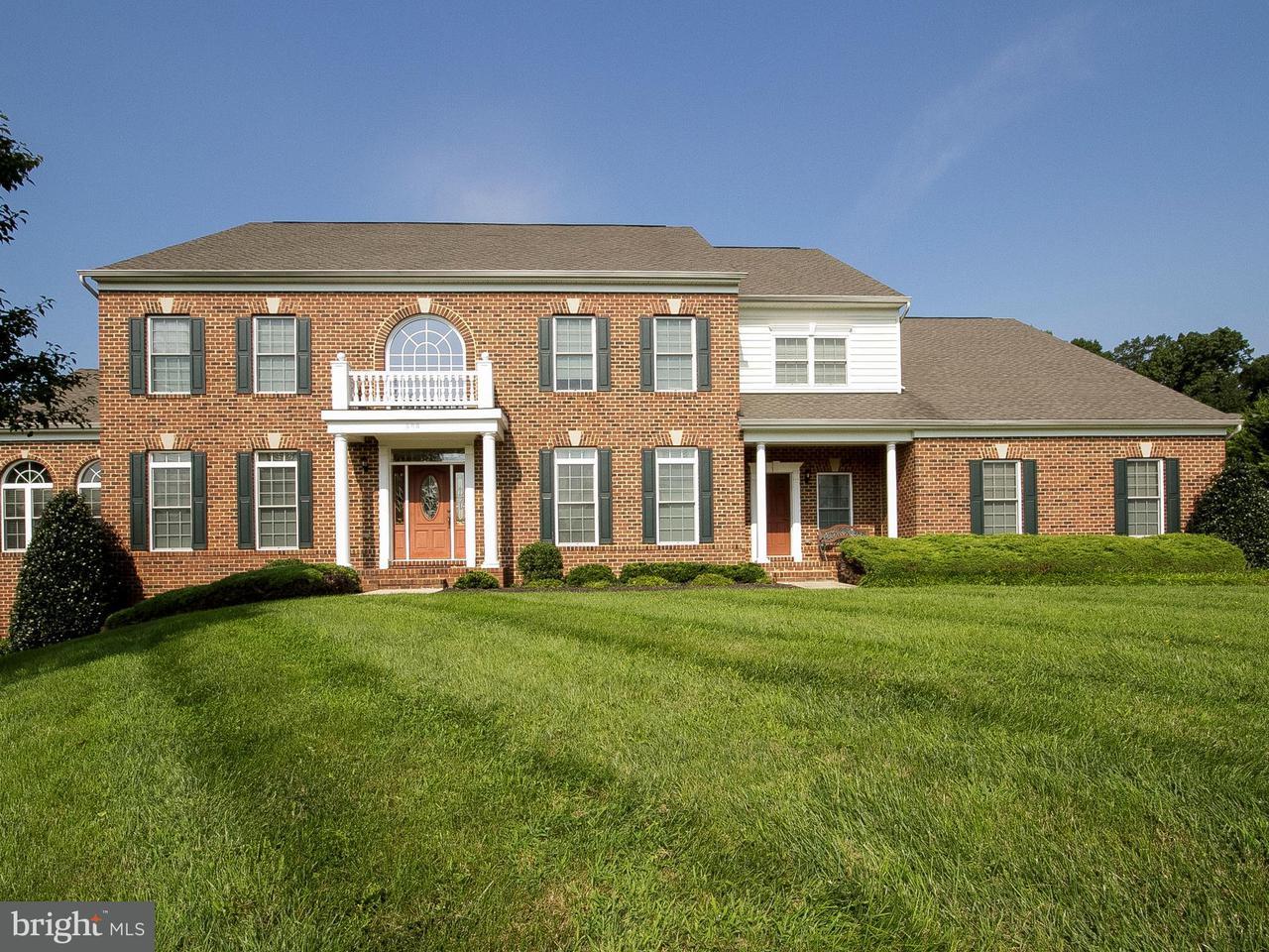 独户住宅 为 销售 在 508 TIMBER SPRINGS Court 508 TIMBER SPRINGS Court Reisterstown, 马里兰州 21136 美国