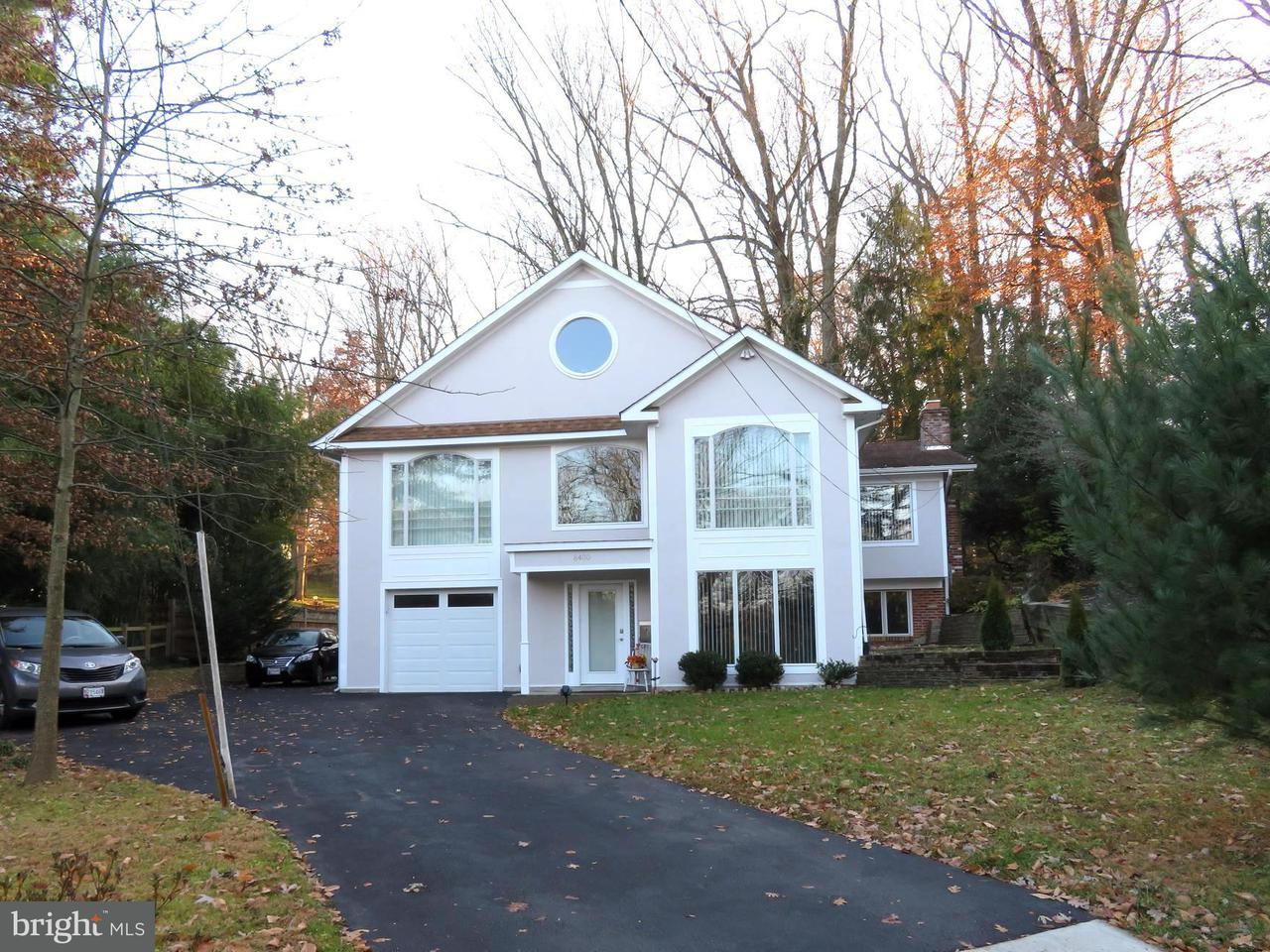 Single Family for Sale at 8400 Thornden Ter Bethesda, Maryland 20817 United States
