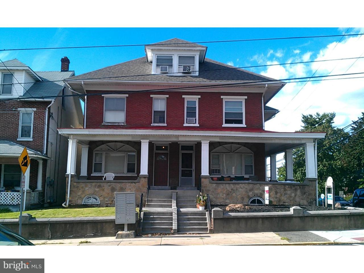 Single Family Home for Rent at 463 MAIN ST #8 Royersford, Pennsylvania 19468 United States