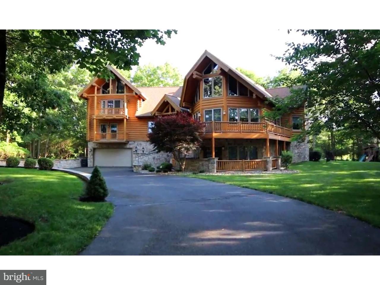 Частный односемейный дом для того Продажа на 111 RUNNING DEER Trail Pittsgrove, Нью-Джерси 08318 Соединенные Штаты