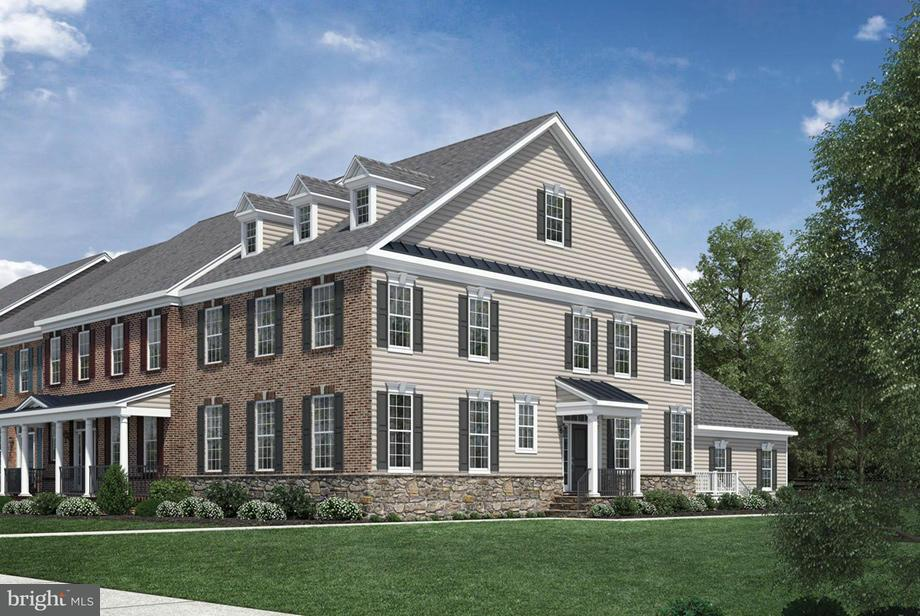Townhouse for Sale at 23301 SILCOTT WOODS TER 23301 SILCOTT WOODS TER Ashburn, Virginia 20148 United States