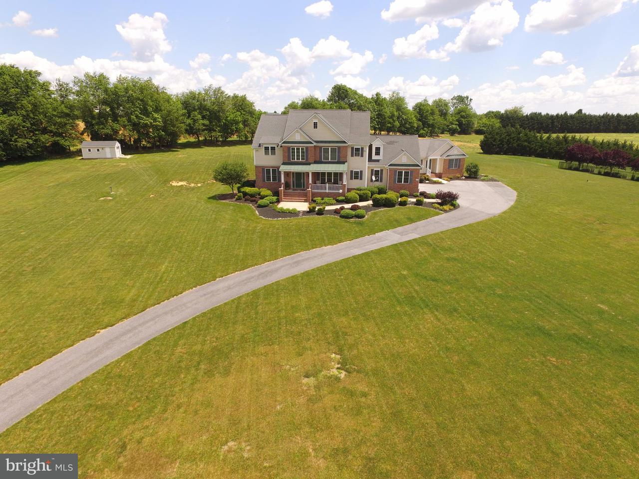 Casa Unifamiliar por un Venta en 477 CALVINS Drive 477 CALVINS Drive Sykesville, Maryland 21784 Estados Unidos