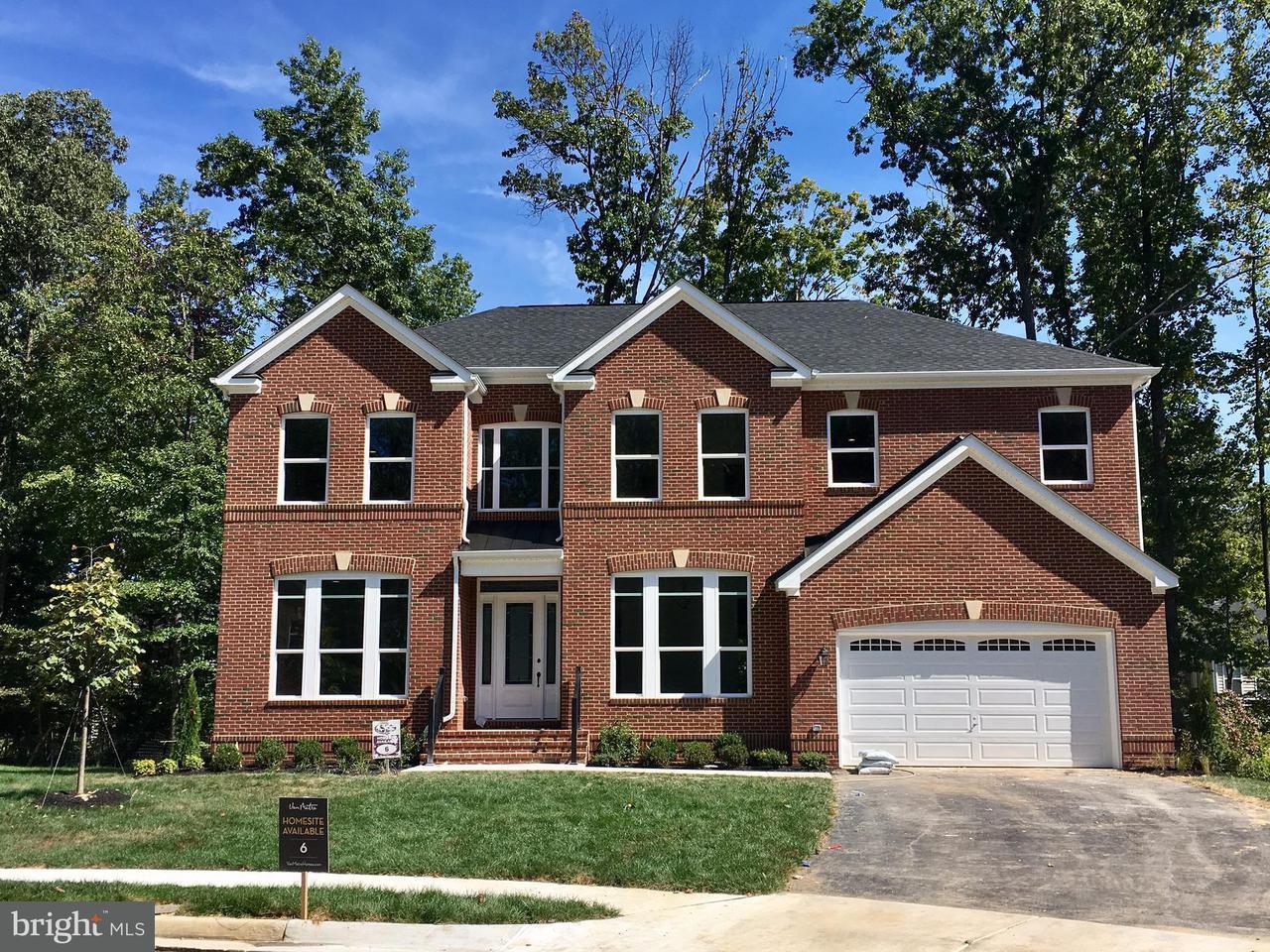 단독 가정 주택 용 매매 에 9814 SHEADS Court 9814 SHEADS Court Burke, 버지니아 22015 미국
